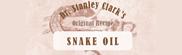 logo e-liquide Snake Oil