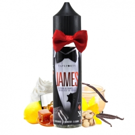 James 50ml VapeParty
