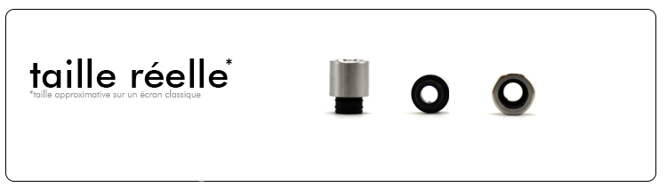 taille drip tip lyche
