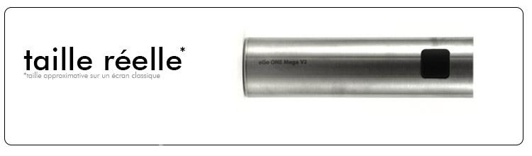 batterie ego one mega v2 taille