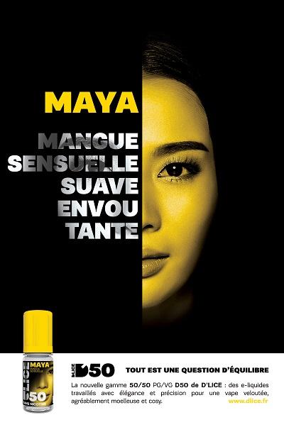 Affiche du produit Maya par Dlice