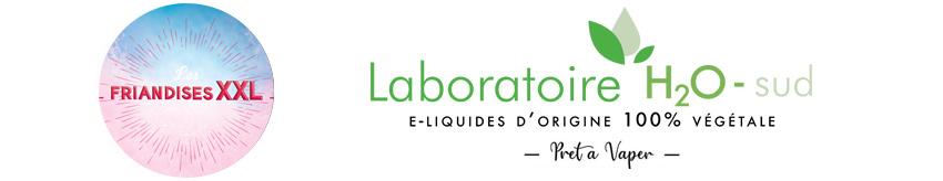 eliquide xxl friandises H2O